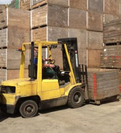 Lantra Awards Industrial Forklift Refresher or Conversion