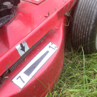 Lawn mower - scarifiers - rollers - accredited through Lantra Awards or C &G NPTC