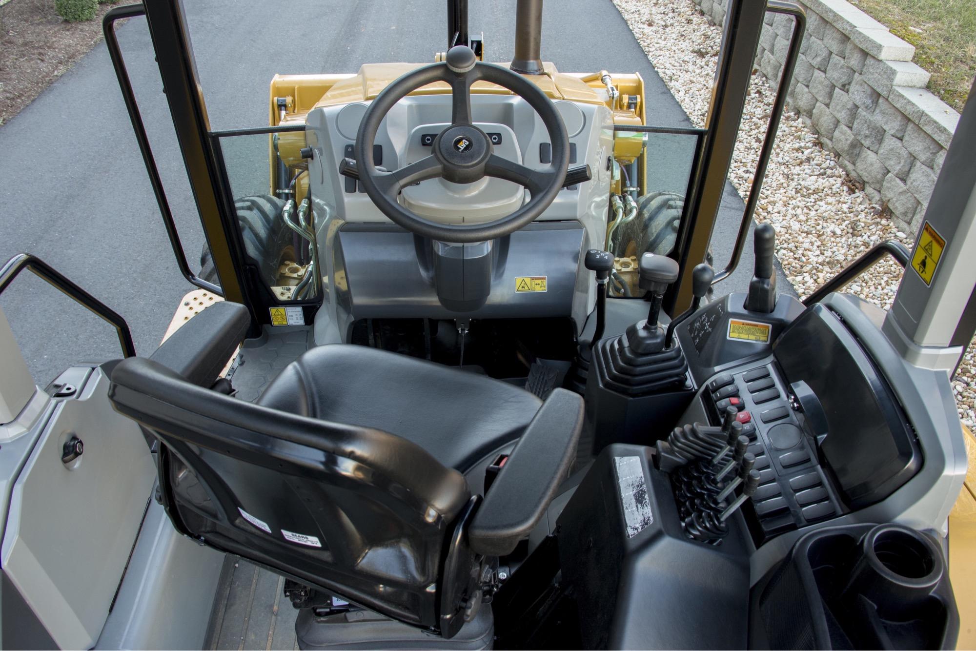 Industrial Wheeled Loader Ca Training